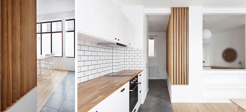 escalier claire voie mq49 montrealeast. Black Bedroom Furniture Sets. Home Design Ideas